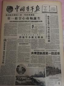 1959年5月19日中国青年报