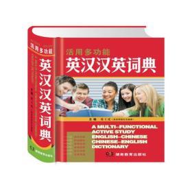 活用多功能英汉汉英词典(精)