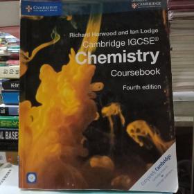 Cambridge Igcse(r) Chemistry Coursebook