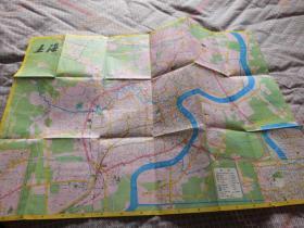 上海市区交通图2