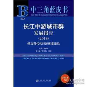 长江中游城市群发展报告:2018