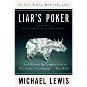 Liars Poker  老千骗局:华尔街的投资游戏