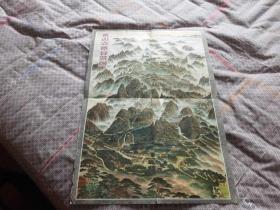 黄山旅游图