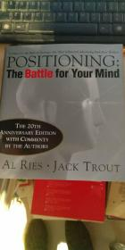 Positioning: The Battle For Your Mind 20th Anniversary Edition