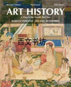 【包邮】2013年出版 Art History Portables Book