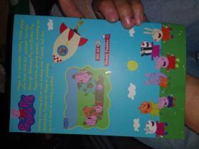 Peppa Pig(英文原版学习书)49本合售