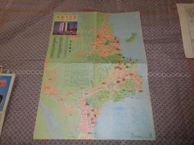 珠海市区图