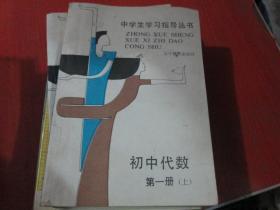 中学生学习指导丛书:初中代数(第一册 上)