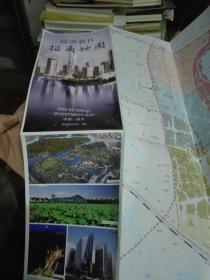绍兴市越城区镜湖新区招商地图   (2015年)