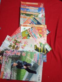 老人春秋2011上(1.2.3.4.5.6.7.8.9.10.12)十一本合售