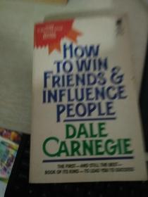 英文原版 How to Win Friends and Influence People