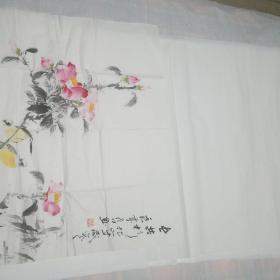 画家桂华国画作品