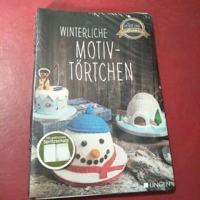 外文原版菜谱--motiv -tortchen