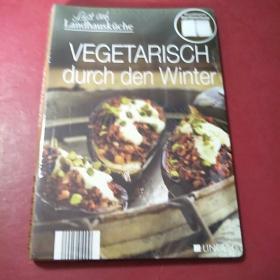 外文原版菜谱--vegtarisch
