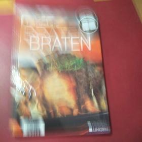 外文原版菜谱--braten