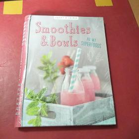 外文原版菜谱--smoothies & bowls