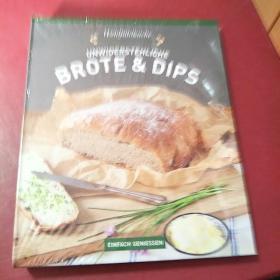 外文原版菜谱--brote & dips