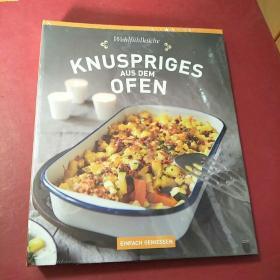 外文原版菜谱--knuspriges ofen