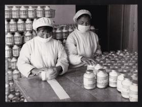 50年代甘肃藏族自治州甘南乳品厂金牛牌全脂奶粉