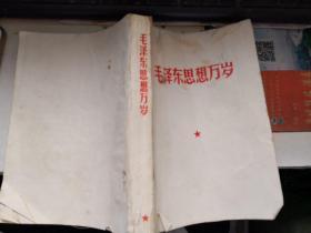 毛泽东思想万岁 1957-1961