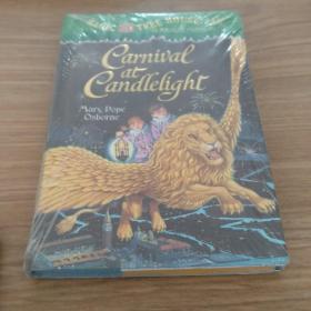 Carnival at Candlelight (Magic Tree House#33)神奇树屋33: 烛光狂欢节