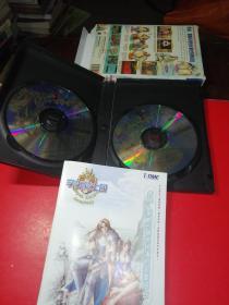 【游戏光盘】学生骑士团(2CD、看图片 )