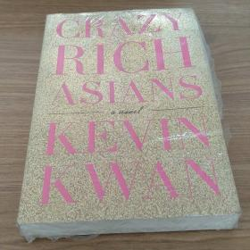 英文原版 Crazy Rich Asians