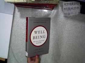 Wellbeing:The Five Essential Elements 福祉:五要素 32开