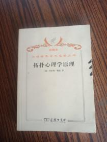汉译世界学术名著丛书·拓扑心理学原理