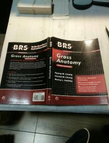 Brs Gross Anatomy 布氏解剖学 第8版 外文