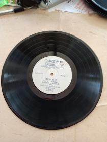 黑胶唱片33转:彩色瓢带