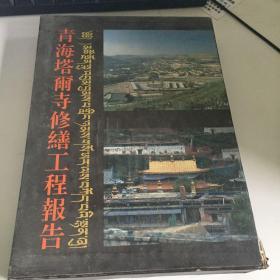 青海塔雨寺修缮工程报告