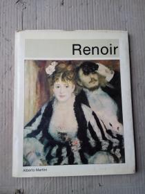 皮埃尔·奥古斯特·雷诺阿外文画册(Renoir)