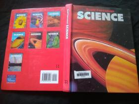 Science grade 4  英文原版馆藏书032803424X  小学科学教材