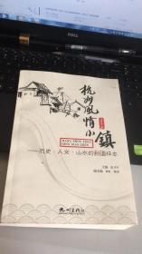 杭州风情小镇 : 历史·人文·山水的和谐样本(1版1次)带彩色插图
