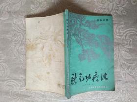 武术书籍《新气功疗法》品相、作者、出版社、年代、详情见图,铁橱北4--6