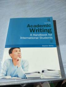 Academic Writing:A Handbook for International Students