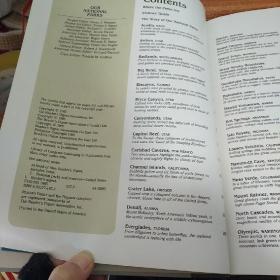 英文原版:OUR NATIONAL PARKS 1985年版 全彩