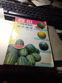 西瓜产业配套栽培技术指南