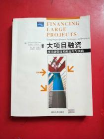 大项目融资:项目融资技术的运用与实践【无字迹无勾画】