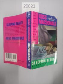 英文原版 平装 32开 【ROSS MACDONALD SLEEPING BEAUTY