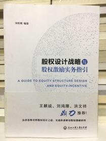 股权设计战略与股权激励实务指引