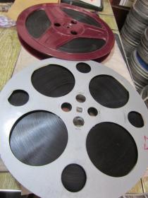 矿物和岩石 科教片 16毫米电影胶片拷贝 2卷全 原护 甲等 彩色 1983年中央教育科学研究所