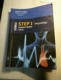 usmle Kaplan Step1 Lectures Notes 2016  外文
