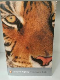 拉迪亚德·吉卜林:丛林之书 The Jungle by Rudyard Kipling ( Penguin Books 2005年版) 英文原版书