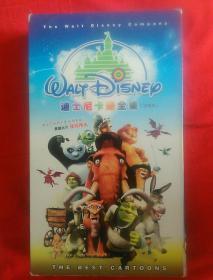 迪士尼卡通全集。珍藏版。29碟  缺2