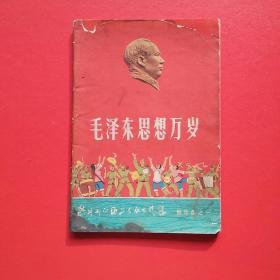 毛泽东思想万岁 ·创作选之一