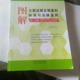 最新执法办案实务丛书:图解立案证据定罪量刑标准与法律适用(第三分册 第九版)
