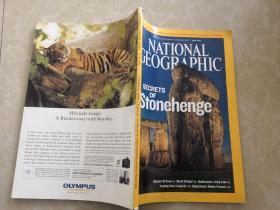 NATIONAL GEOGRAPHIC SECRTS OF STONEHENGE