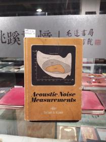 Acoustic NOISE MEASUREMENTS【噪声测量】